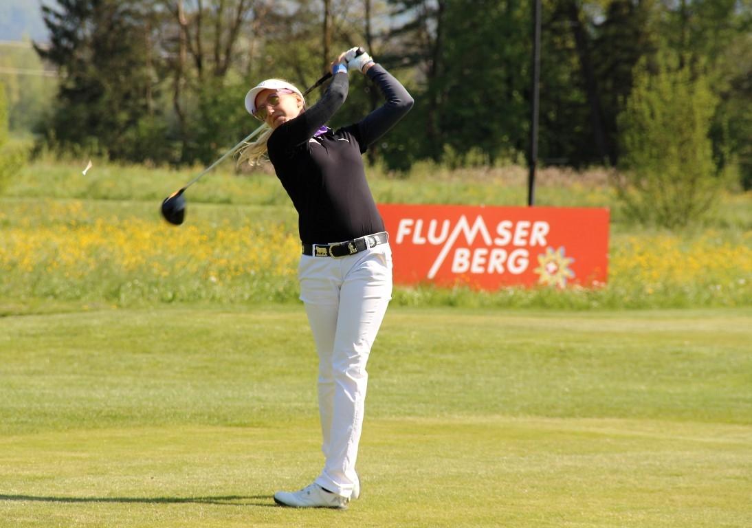 Schweizer Amateurin Auf Zwischenrang 2
