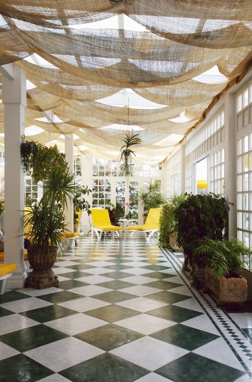 Bon sol hotel resort spa bei palma de mallorca for Jardin de invierno loi suites