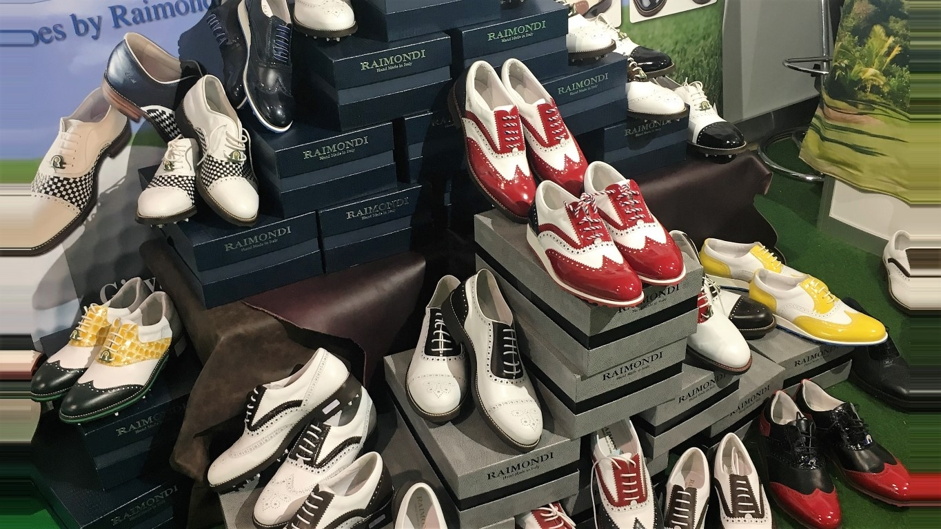 Raimondi Golf Shoes