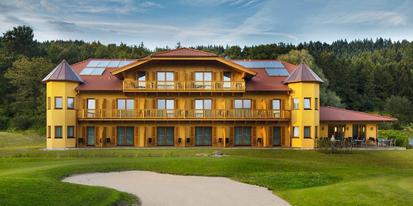 Hotel Rheinsberg beim Golfpark Bad Säckingen