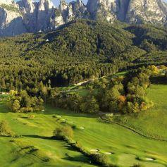 GC St. Vigil Seis mit der Golfcard Südtirol