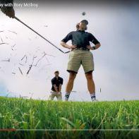 trick shot video rory
