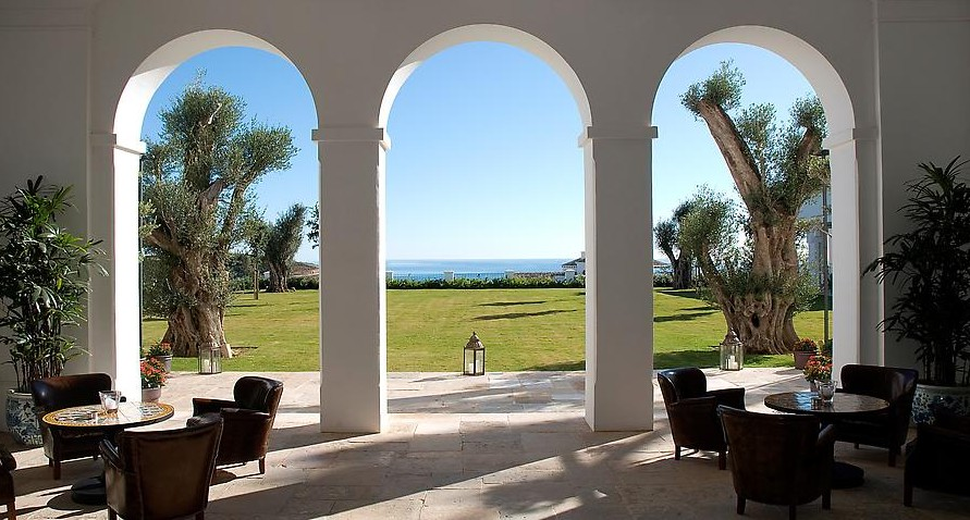 Hotel finca cortesin in andalusien for Design hotels andalusien