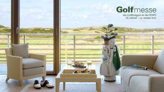 Titelbild Golfmesse Budersand