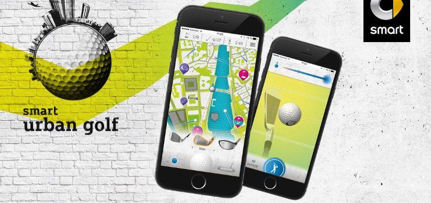 smart urban golf