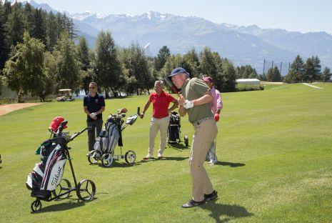 Swiss Deluxe Hotels Golf Trophy