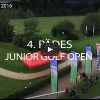 Pädes Junior Golf Open 16
