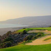 Loch 18 Golf Tazegout und Hotel Taghazout Bay Agadir Marokko