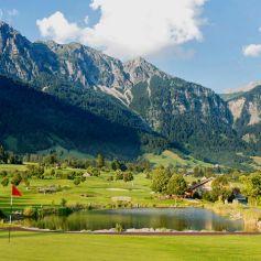 Golfplatz Bludenz Braz Voralrlberg