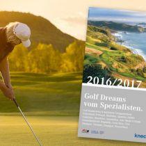 Golf Dreas von Knecht Reisen Katalog