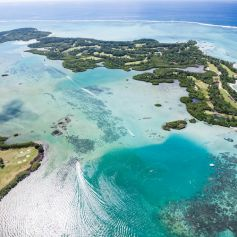 Mauritius Ile aux Cerfs Golf Club