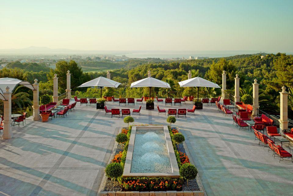 Golfwoche Castillo Hotel Son Vida
