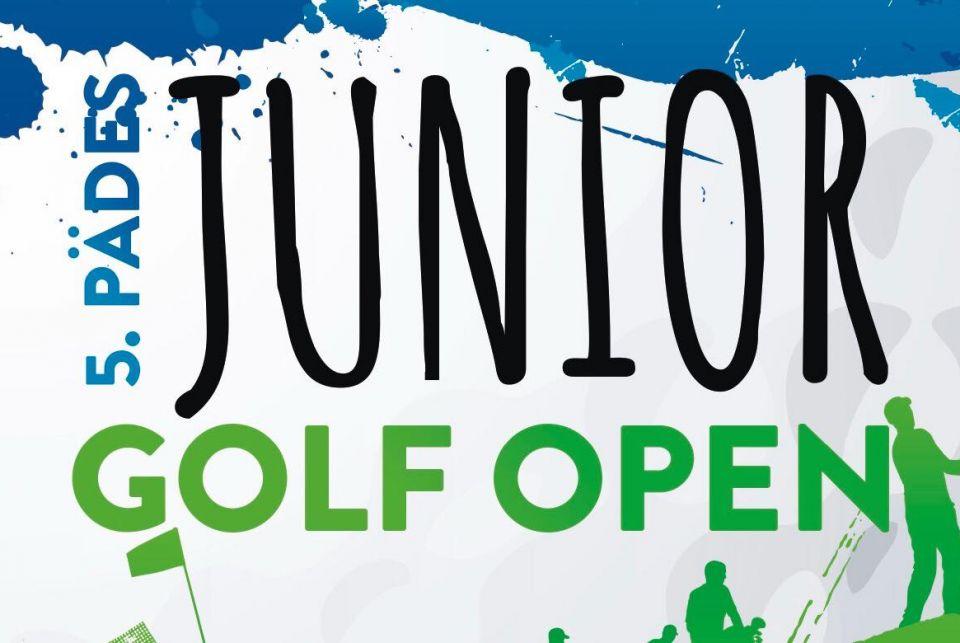 Pädes Junior Golf Open 2017