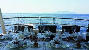 Golf- und Segelreise Griechenland