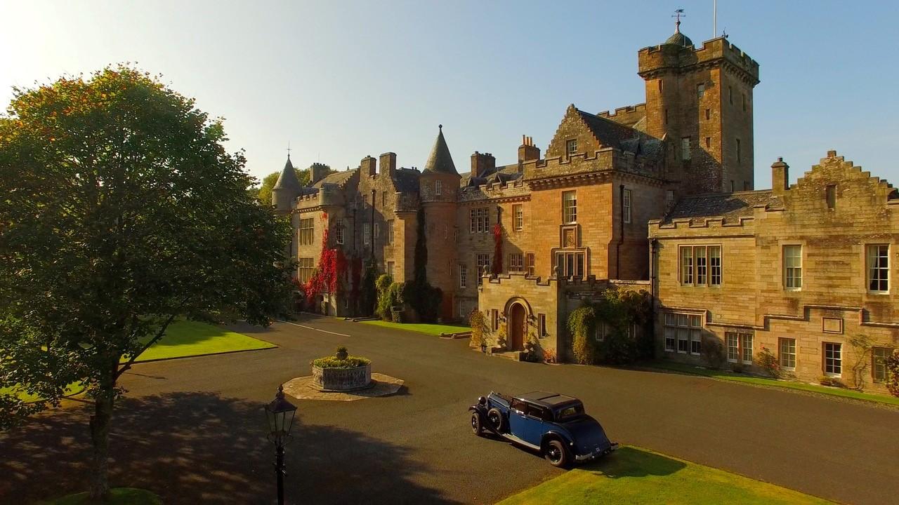 Glenapp Castle Schottland