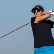 Fabienne In-Albon VP Bank Ladies Open