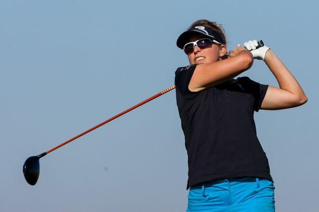 Fabienne In-Albon VP Bank Ladies Open