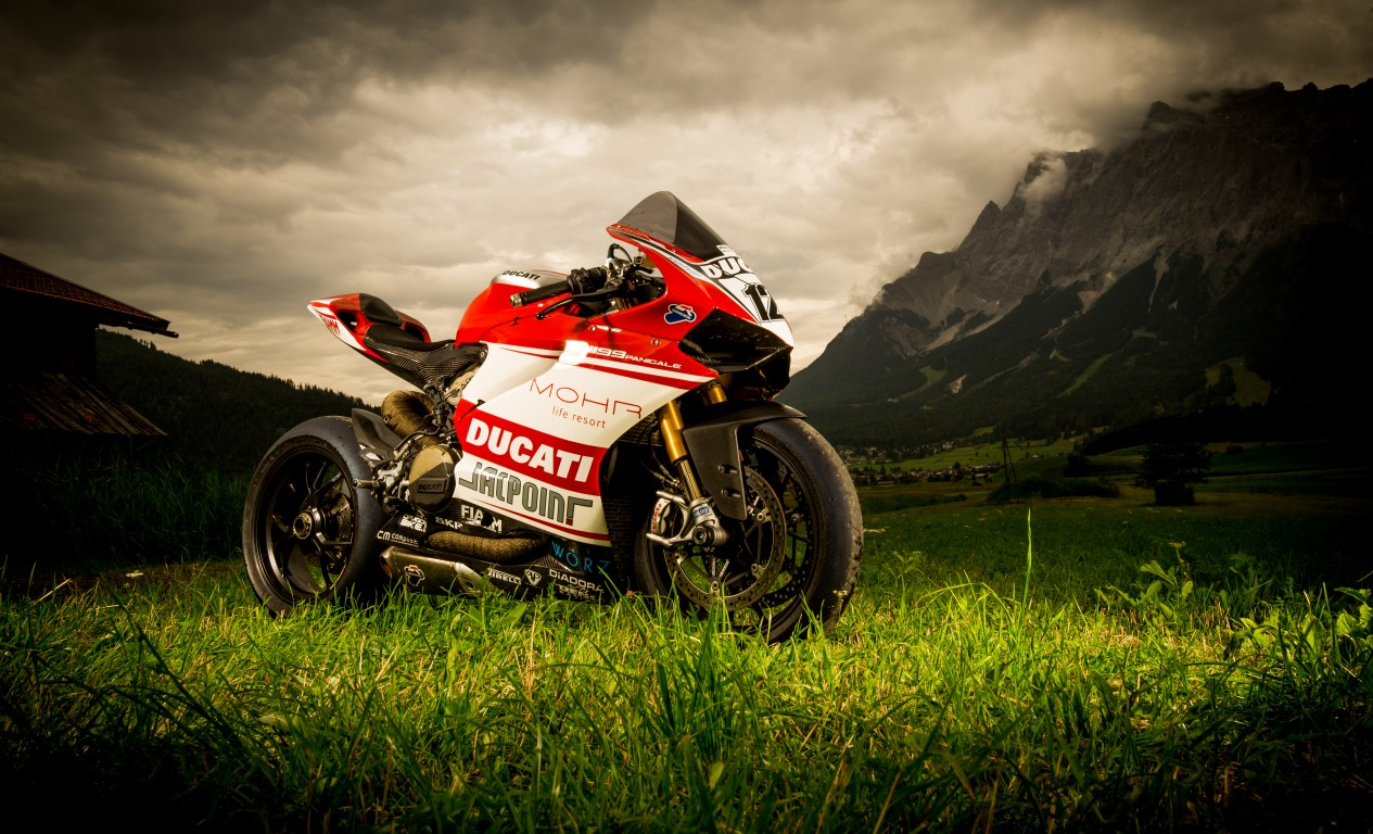 MOHR life resort Ducati