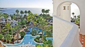 Hotel Jardin Tropical - der Garten Eden für Golfer auf Teneriffa