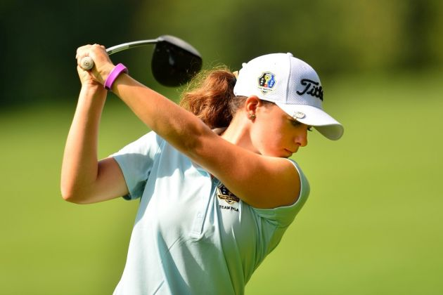 Clara Pietri VP Bank Ladies Open