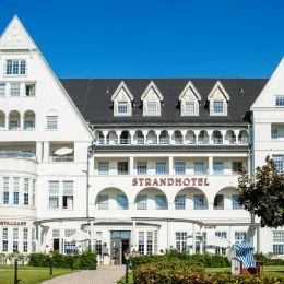 Strandhotel Glücksburg in Norddeutschland