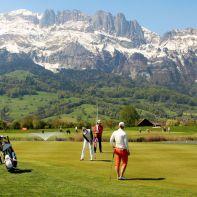 Swiss Ladies Open 2016 mit Melanie Mätzler