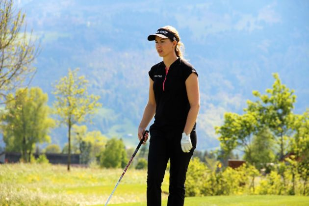 VP Bank Ladies Open Siegerin Linda Henriksson