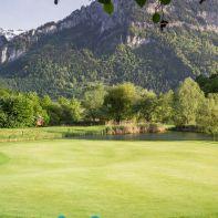 Green und Berge GC Domat/Ems