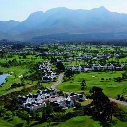 Golfreisen Südafrika Fancourt