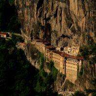Fotoausstellung geheimnisvolles Anatolien - Kloster