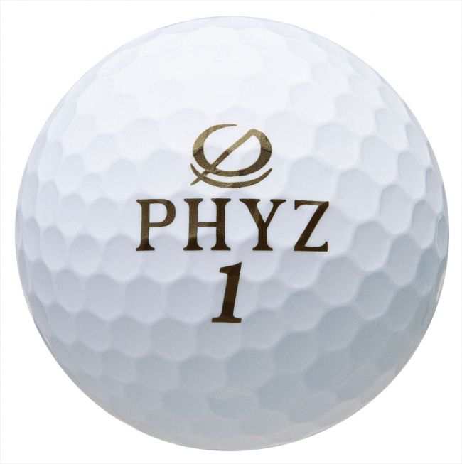 Bridgestone PHYZ Golfball
