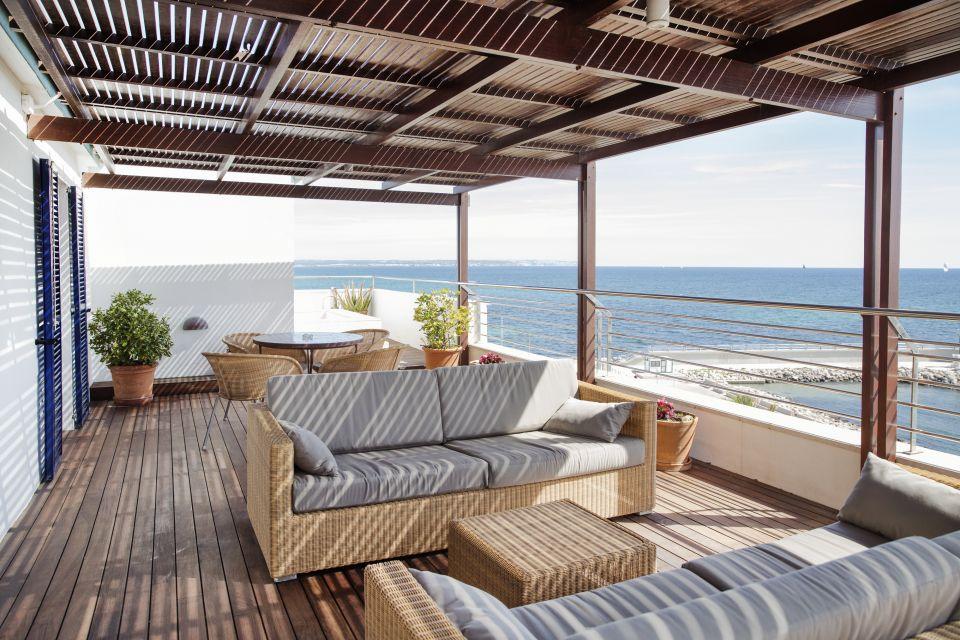 boutique hotel portixol in palma de mallorca golfhome ch. Black Bedroom Furniture Sets. Home Design Ideas