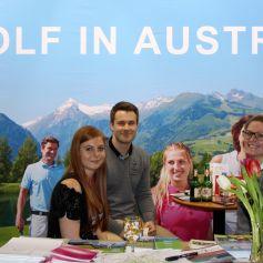 Golf in Austria mit neuem Stand