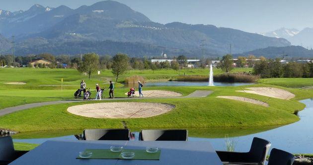 Golf in Vorarlberg