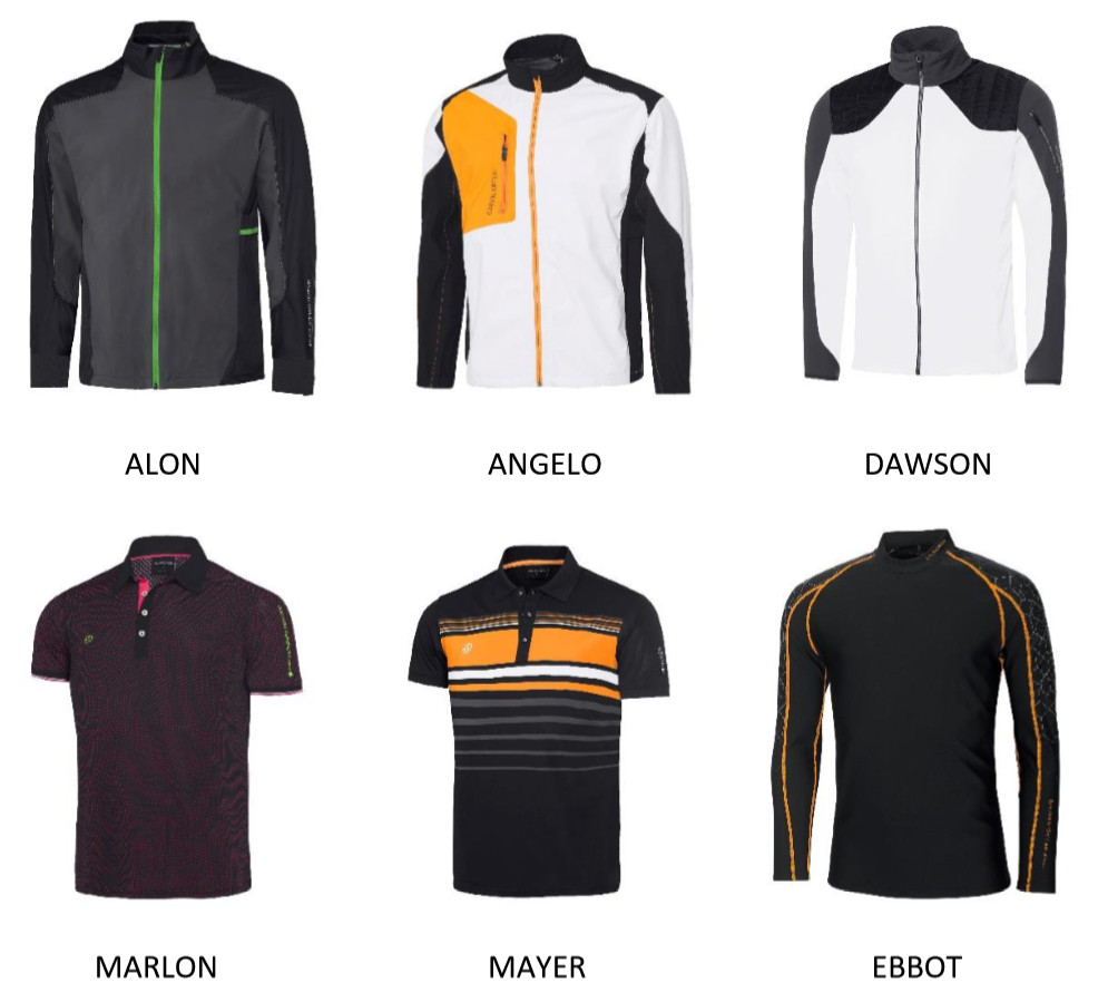 Galvin Green 2018 Collection