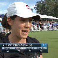 Albane Valenzuela ANA Inspiration Inteview R4