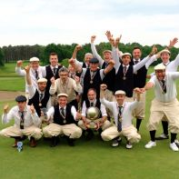 Lionel Freedman Hickory Trophy european team