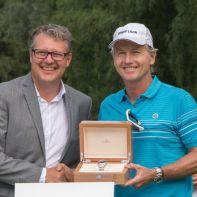 Ralph Polligkeit und Philip Golding - Sieger Swiss Seniors Open 2017