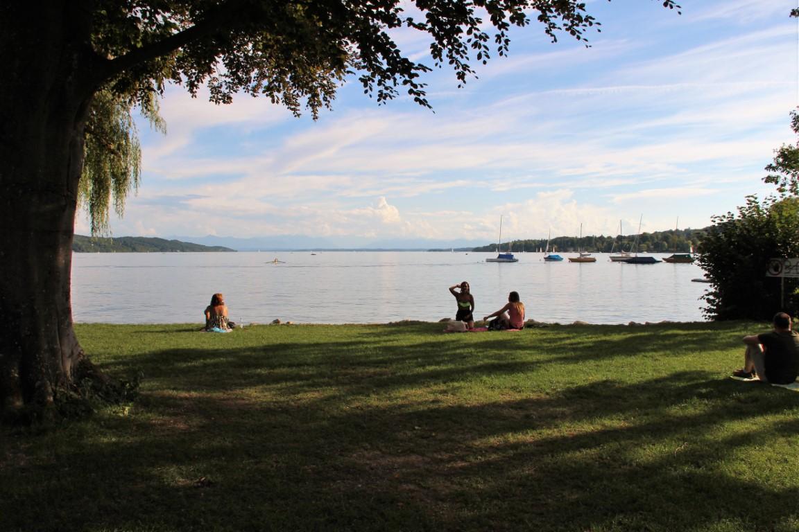 Baden am Starnberger See in Starnberg