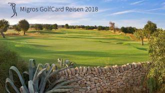 Migros GolfCard Reisen
