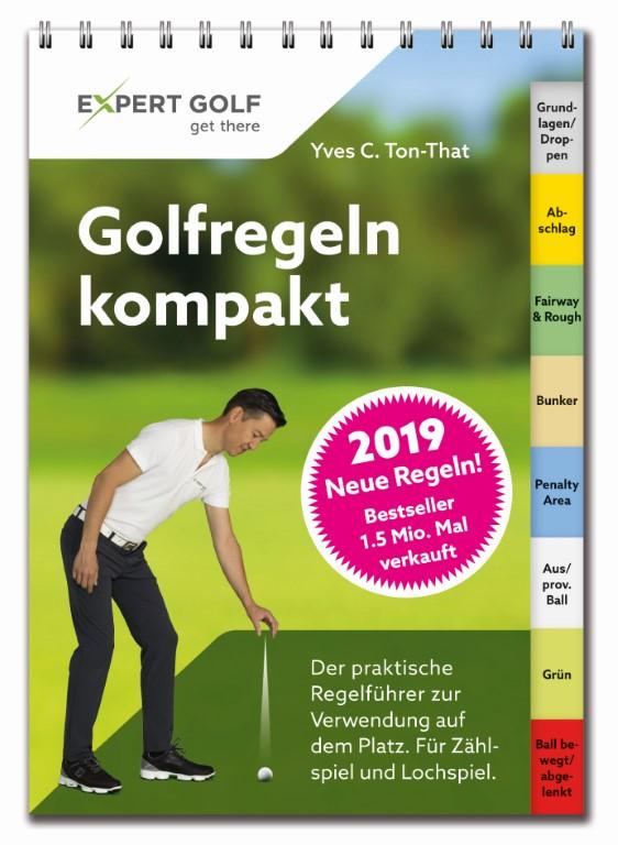 expert golf Golfregeln 2019