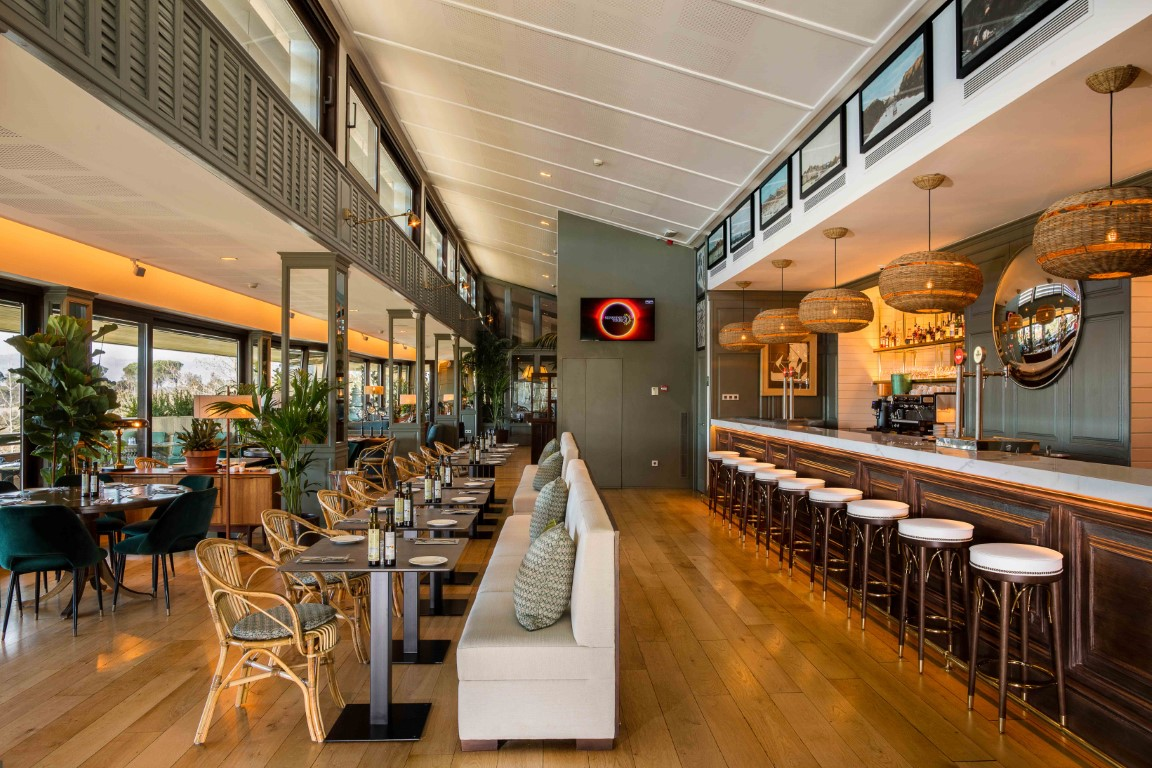 PGA Catalunya Resort - Clubhouse Caffe Club