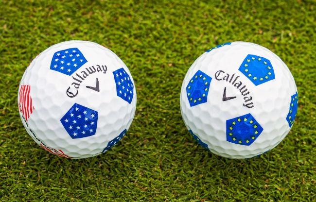 Callaway Europa Golfball