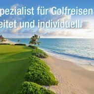Golf Bild Golf & Travel (Klein)