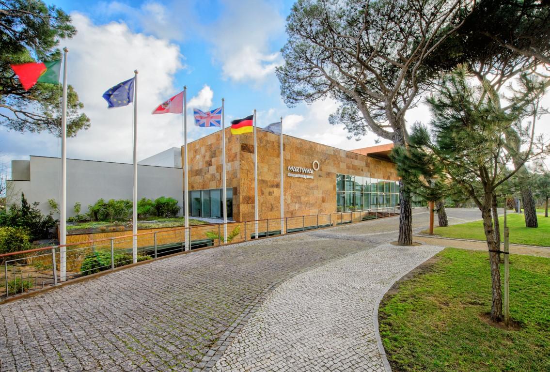 Martinhal Cascais Hauptgebäude