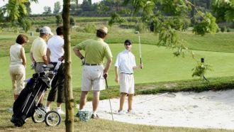 Golfwochen m. Pro u. Turnierwoche in Peschiera del Garda / It