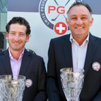 Swiss PGA Chamionship Winners 2018 Men Senior