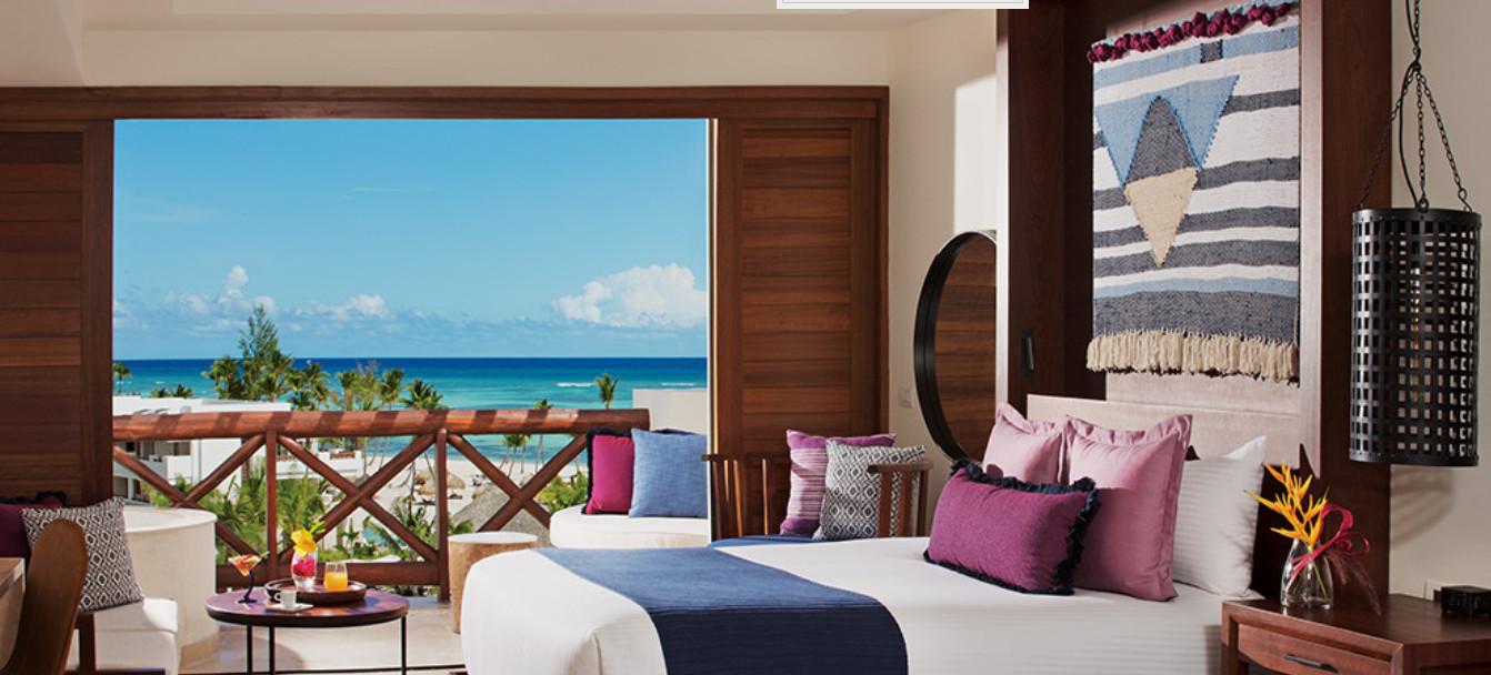 Zimmer im Secrets Cap Cana
