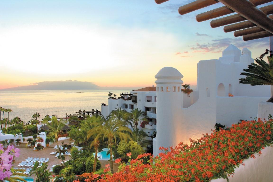 9.Hotel Jardin Tropical (Mittel)