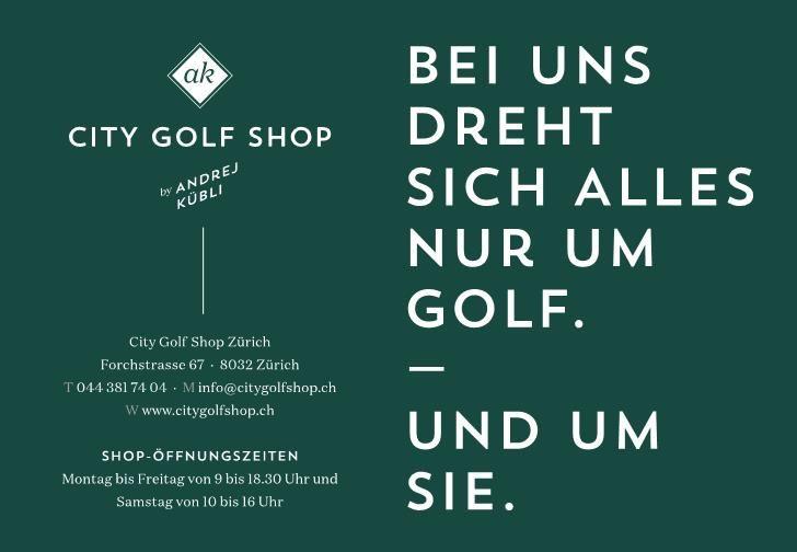 City Golf Shop